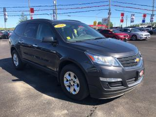 Used 2016 Chevrolet Traverse LS|BACK UP CAM for sale in London, ON