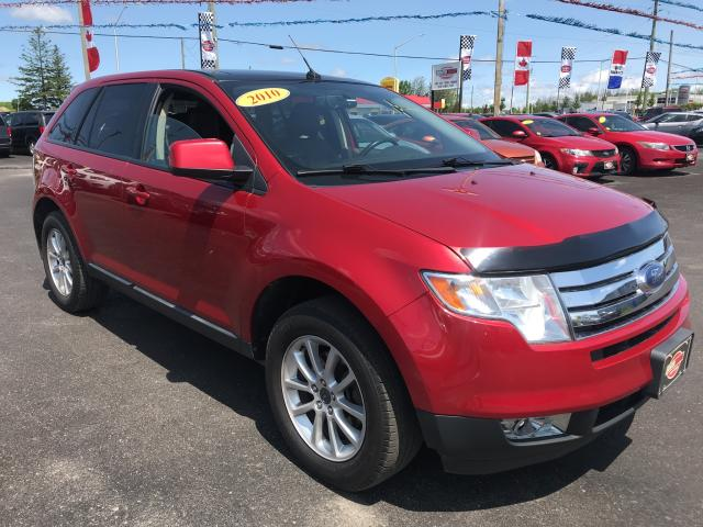 2010 Ford Edge SEL|PANO ROOF|BLUETOOTH|HEATED SEATS