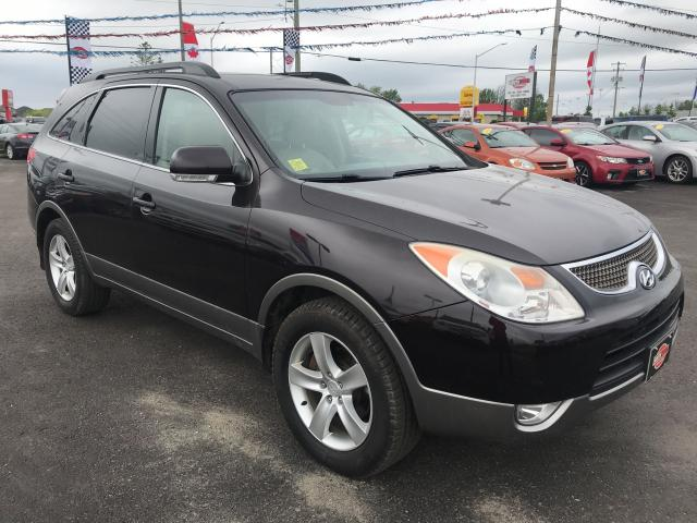 2009 Hyundai Veracruz GLS|HEATED SEATS|7 PASSENGER|SUNROOF