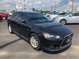 Used 2015 Mitsubishi Lancer GT for sale in London, ON