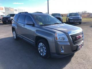 Used 2012 GMC Terrain SLT-1 /NAV/LEATHER/ROOF/BACK-UP CAM for sale in London, ON