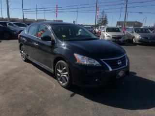 Used 2014 Nissan Sentra SR for sale in London, ON