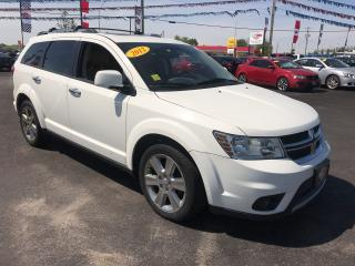 Used 2012 Dodge Journey R/T / AWD/LEATHER for sale in London, ON