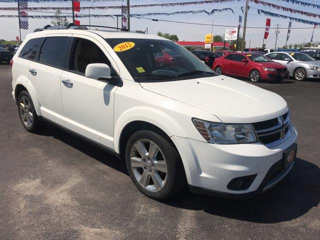 2012 Dodge Journey R/T / AWD/LEATHER