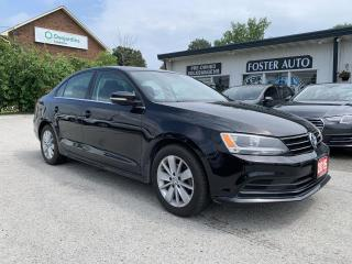 Used 2015 Volkswagen Jetta comfortline for sale in Waterdown, ON