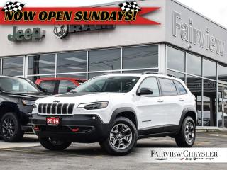 Used 2019 Jeep Cherokee Trailhawk l SOLD BY MARIO THANK YOU!!! for sale in Burlington, ON