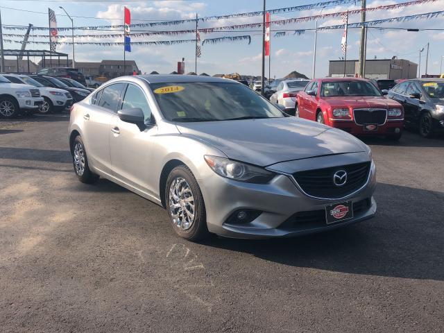 2014 Mazda MAZDA6 GT|NAV|BACK UP CAM|FULLY LOADED