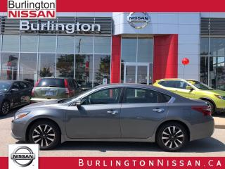 Used 2018 Nissan Altima 2.5 SL Tech for sale in Burlington, ON