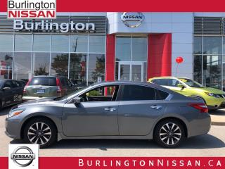 Used 2017 Nissan Altima 2.5 SV, NAVIGATION, MOONROOF, ACCIDENT FREE 1 for sale in Burlington, ON