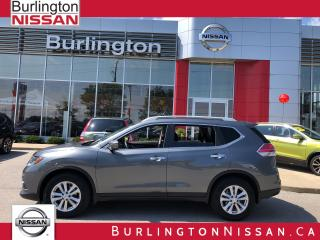 Used 2016 Nissan Rogue SV, ACCIDENT FREE, 1 OWNER 1 for sale in Burlington, ON