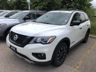 Used 2019 Nissan Pathfinder SL PREMIUM for sale in Burlington, ON