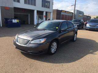 Used 2014 Chrysler 200 LX for sale in Edmonton, AB