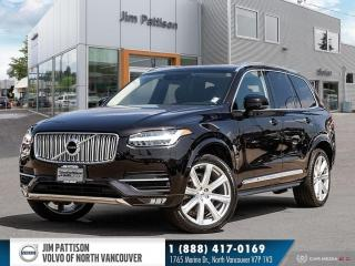 Used 2016 Volvo XC90 T6 AWD Inscription for sale in North Vancouver, BC