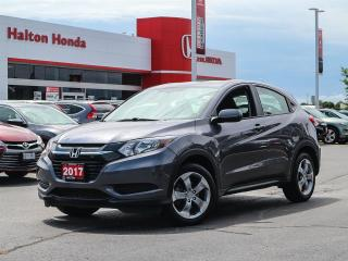 Used 2017 Honda HR-V LX 2WD|NO ACCIDENTS|SERVICE HISTORY ON FILE for sale in Burlington, ON