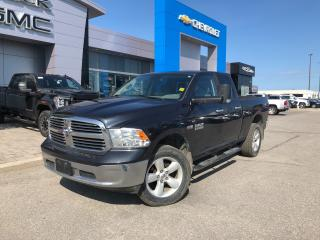 Used 2014 RAM 1500 SLT for sale in Barrie, ON