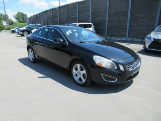 Used 2013 Volvo S60 2013 Volvo S60 - 4dr Sdn T5 FWD for sale in Toronto, ON
