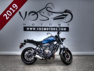 Used 2019 Yamaha XSR700 - No Payments For 1 Year** for sale in Concord, ON