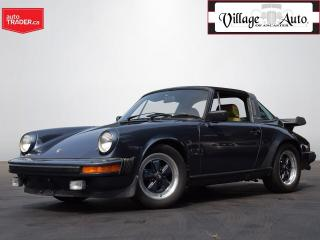 Used 1982 Porsche 911 S/C  TARGA for sale in Ancaster, ON