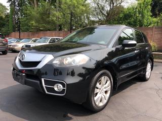 Used 2010 Acura RDX Tech Pkg for sale in Ancaster, ON