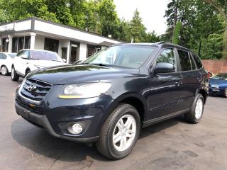 Used 2010 Hyundai Santa Fe GL AWD V6 for sale in Ancaster, ON