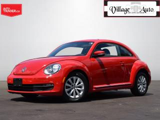 Used 2012 Volkswagen Beetle COMFORTLINE for sale in Ancaster, ON