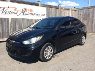 Used 2012 Hyundai Accent GL for sale in Stittsville, ON