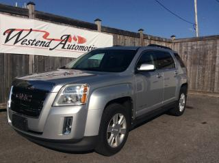Used 2010 GMC Terrain SLT-1 for sale in Stittsville, ON