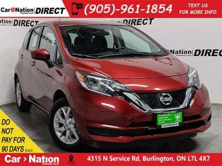 Used 2018 Nissan Versa Note 1.6 SV| BACK UP CAMERA| ALLOYS| for sale in Burlington, ON