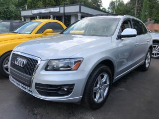 Used 2012 Audi Q5 2.0L Premium for sale in Ancaster, ON