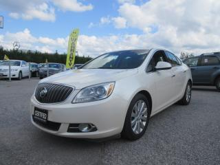 Used 2012 Buick Verano LOCAL CAR / ACCIDENT FREE for sale in Newmarket, ON