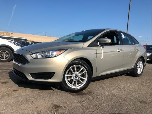 2015 Ford Focus SE| LOW KMS| Htd Seats| B/Up Camera| Alloys| Auto