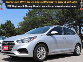 Used 2019 Hyundai Accent Preferred| Gas Saver| Backup Cam| Heat Seat for sale in Stoney Creek, ON