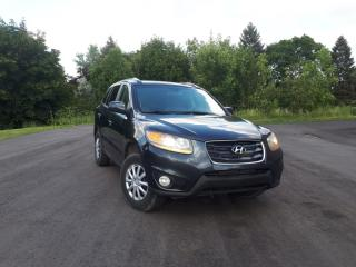Used 2010 Hyundai Santa Fe FWD 4dr V6 Auto GL for sale in Mississauga, ON