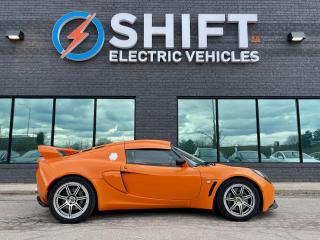 Used 2008 Lotus Exige S 240 TRACK, TOURING AND SPORT PACK - CLEAN CARFAX! for sale in Oakville, ON