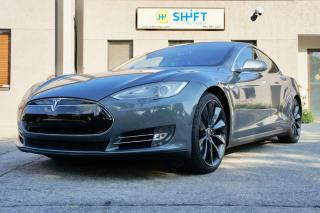 Used 2013 Tesla Model S P85 PERFORMANCE, TECH PKG, ULTRA HIFI, AIR for sale in Burlington, ON