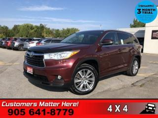 Used 2015 Toyota Highlander XLE for sale in St. Catharines, ON