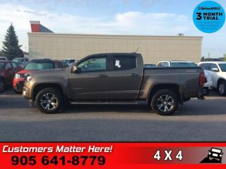 Used 2015 Chevrolet Colorado Z71 for sale in St. Catharines, ON
