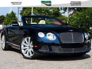 Used 2014 Bentley GTC  Speed W12 for sale in North York, ON