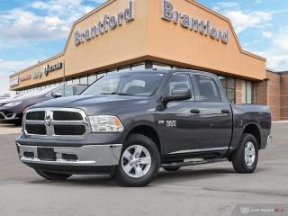 Used 2015 RAM 1500 ST - Low Mileage - $245 B/W - Low Mileage - $245 B  - $245 B/W for sale in Brantford, ON
