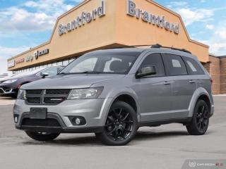 Used 2016 Dodge Journey SXT/ LIMITED  - $157 B/W for sale in Brantford, ON