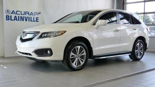 Used 2017 Acura RDX for sale in Blainville, QC