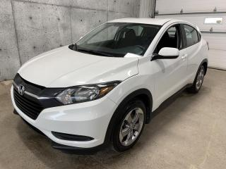 Used 2018 Honda HR-V LX CAMERA RECUL SIEGES CHAUFFANTSTOUT ÉQUIPÉ for sale in St-Nicolas, QC