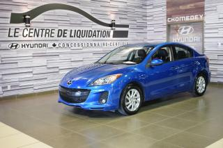 Used 2012 Mazda MAZDA3 GS-SKY CUIR TOIT MAGS for sale in Laval, QC