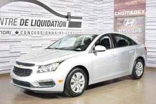 Used 2015 Chevrolet Cruze 1LT for sale in Laval, QC