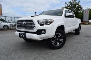 Used 2016 Toyota Tacoma AUTO for sale in Coquitlam, BC