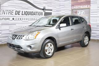 Used 2013 Nissan Rogue S for sale in Laval, QC