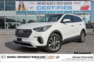 Used 2019 Hyundai Santa Fe XL LUXURY * TOIT PANO. * CUIR * 7 PASSAGERS * CAMRA for sale in St-Léonard, QC