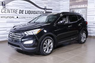 Used 2016 Hyundai Santa Fe Sport Limited 2.0T  NAVIGATION for sale in Laval, QC