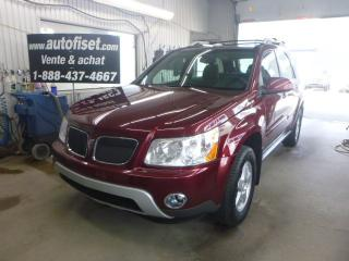 Used 2009 Pontiac Torrent for sale in St-Raymond, QC