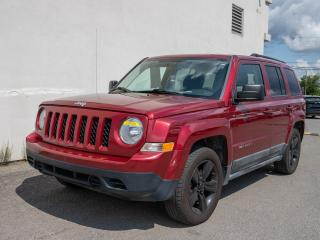 Used 2011 Jeep Patriot NORTH MAGS NOIR *PROGRAMME 100% APPROUVÉ* for sale in St-Jérôme, QC